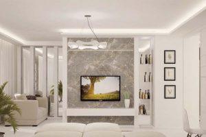 Услуги дизайнера интерьера - проект квартиры