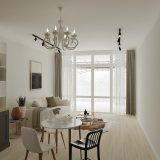 дизайн интерьера квартирыв минске